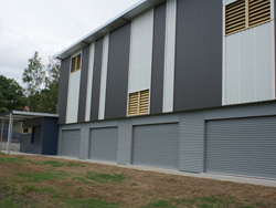 operable aluminium building vents