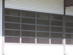 louvres for commercial buildings