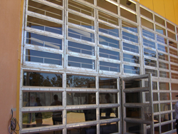 high-security windows and doors for prison facilities