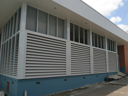 building ventilation panels
