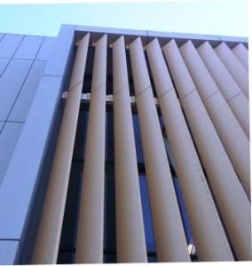 Mona Vale vertical sun blades 2
